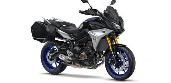 รายละเอียดแบบเจาะลึกของ 2018 Yamaha Tracer 900GT