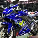 เจาะลึกบูธมอเตอร์ไซค์ Yamaha ในงาน Motor EXPO 2017