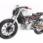 CCM เปิดตัว Spitfire ในงาน Motorcycle Live ประเทศอังกฤษ