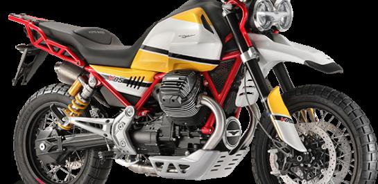 เปิดตัว Moto Guzzi V85 รถมอเตอร์ไซค์ Adventure Classic สายพันธุ์อิตาเลี่ยน