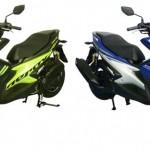 2018 Yamaha Aerox 155 จะมีการปรับปรุงอะไรบ้าง