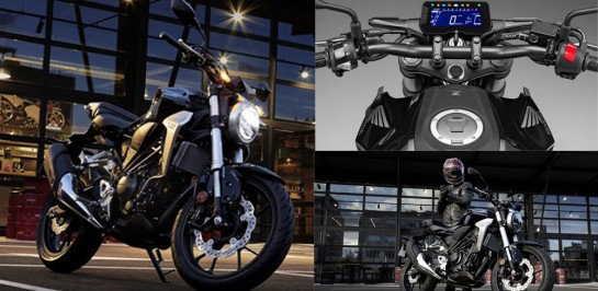 ชำแหล่ะสเปค New Honda CB300R รถสปอร์ตเนกเกตไฟกลมคันใหม่ที่หลายคนรอคอย