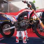 ข่าวลือ Honda CRF150L จะขึ้นไลน์การผลิตในสัปดาห์หน้า