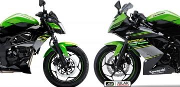 New Kawasaki Ninja 150 และ Z150 มีลุ้นเปิดตัวภายในปีนี้
