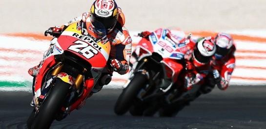 สรุปผลการแข่งขัน MotoGP สนามที่ 18 circuit Ricardo Tormo ประเทศสเปน