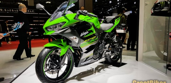 All New Kawasaki Ninja 400 จ่อเปิดตัวในไทย มาพร้อมกับ 2 เวอร์ชั่นด้วยกัน