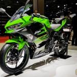 ก่อนจะมาเป็น 2018 New Kawasaki Ninja250 / 400