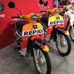 "2018 Honda Super Cub ""Repsol Edition"""