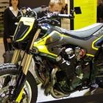 """Yamaha XJR1300 """"VR46"""" พันธุ์ดิบ สายฝุ่น"""