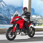 ข้อมูลเพิ่มเติมของ 2018 Ducati Multistada 1290