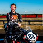 Chris Ganley นักแข่งมอเตอร์ไซค์แขนเดียว เตรียมลงสู้ศึก Isle of Man TT