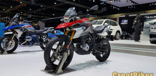 รีวิว BMW G310GS [SPECS REVIEW]