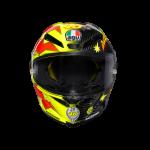 "AGV ปล่อยหมวกกันน็อคลาย Limited AGV ""Valentino Rossi 20 Years"" Pista GP-R"
