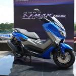 ชมภาพชุดใหญ่ของ 2018 Yamaha NMax 155 เปิดตัวอย่างเป็นทางการที่ประเทศอินโดนิเชีย