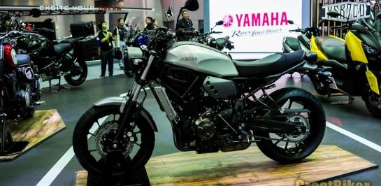 รีวิว 2018 Yamaha XSR700 [SPECS REVIEW]