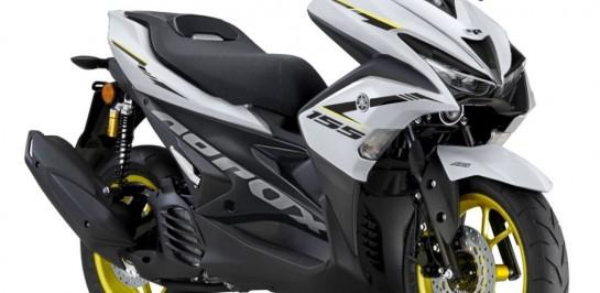 มาชม Yamaha Aerox เวอรชั่น custom ที่ใส่ความ racing เข้าไปให้มากกว่าเดิม