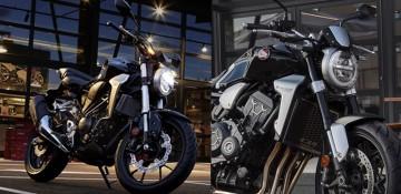 Honda CB300R และ CB1000R ลุ้นเปิดตัวในประเทศไทยช่วงกุมภาพันธ์ 2018