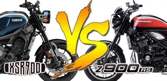 2018 Yamaha XSR900 VS 2018 Kawasaki Z900RS