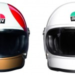 X300 AGO 1 และ X300 Gloria หมวกกันน็อคย้อนยุค สุดคลาสสิกจาก AGV