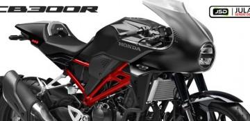 อีกหนึ่งแคนดิเดตความเป็นไปได้ กับ Honda CB300R Racer