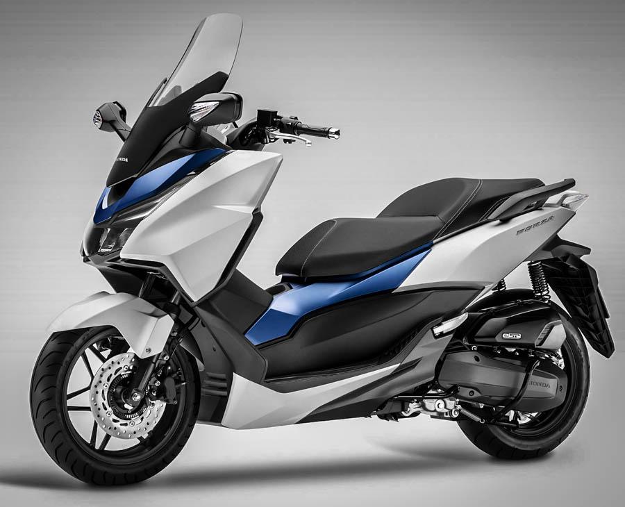 Honda Forza 250 2018 >> ความเป็นไปได้ของ Honda Forza 300 ที่จะเปลี่ยนโฉมท้าชน Yamaha XMax 300