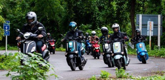 """ทดสอบรถ """"ออโตเมติก"""" จากยามาฮ่า ในทริป YAMAHA Automatic Press Touring Trip @Suanphung"""