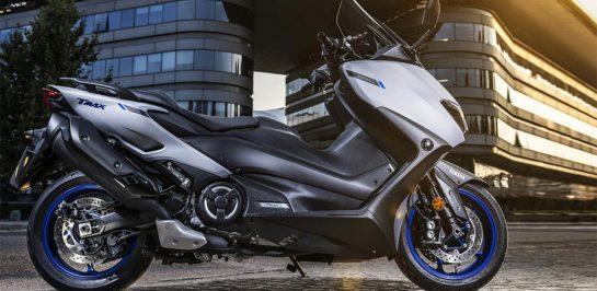 เปิดตัว New Yamaha TMAX 2020 เพิ่มความแรงมาเป็น 562cc!!!