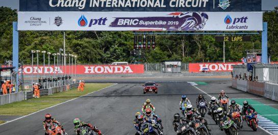 OR Thailand Grand Prix ยังคงดำเนินต่อไป แม้อยู่ภายใต้การเฝ้าระวังโรคระบาด Corona