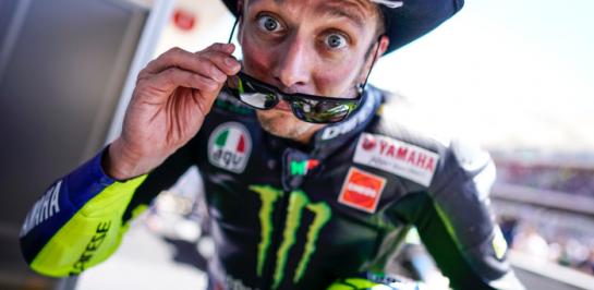 Valentino Rossi กับอนาคตที่ยังไม่ชัดเจน