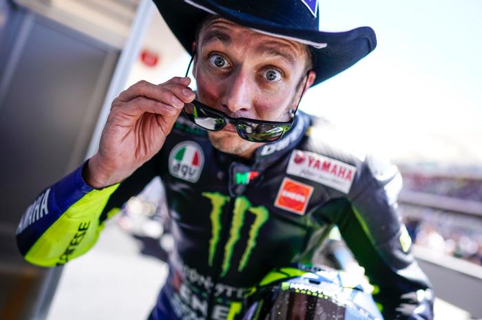 อนาคตของ Valentino Rossi