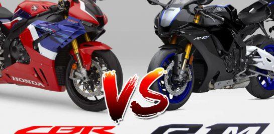 ศึกชิงเจ้า Superbike 2020 Honda CBR1000RR-R SP VS 2020 Yamaha YZF-R1M