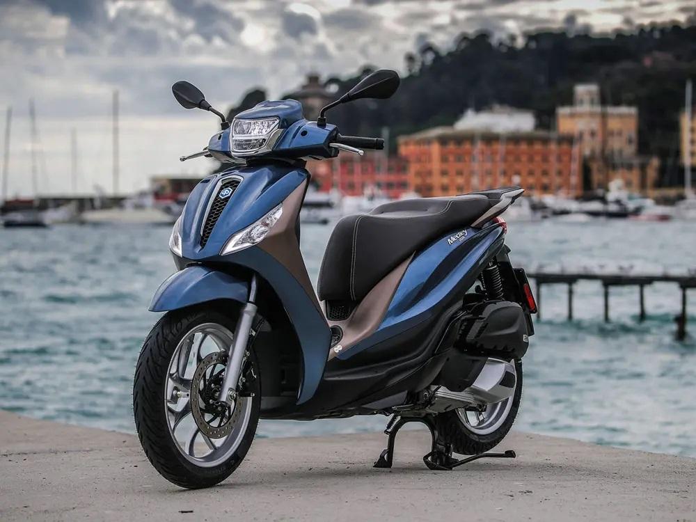 เปิดตัว 2020 Piaggio Medley 125