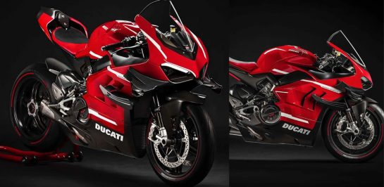 Ducati Superleggera V4 เผยภาพอย่างเป็นทางการ!