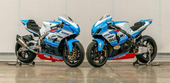 Team Classic Suzuki เตรียมส่ง XR69 และ RG500 ในร่าง GSX-R1000 ลงแข่ง Senior TT