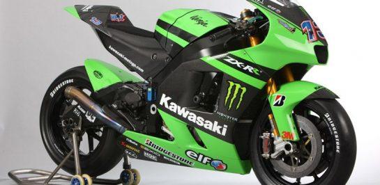 Kawasaki ยังคงไม่มี Passion ใน MotoGP