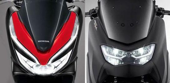 เทียบ New Honda PCX 2020 และ All New Yamaha NMAX 2020 สองรุ่นเรือธงของทางค่าย!