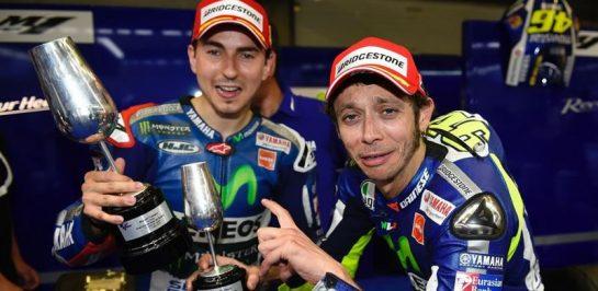 เผย Valentino Rossi พยายามอย่างหนักเพื่อให้ทีมเซ็นเอา Jorge Lorenzo มาร่วมทีม