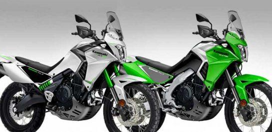 ลุ้น Kawasaki เตรียมพัฒนา New KLX700 ทัวร์ริ่งสายลุย!