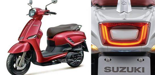 เปิดตัว Suzuki Saluto 125 อย่างเป็นทางการ!
