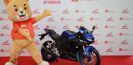 ยามาฮ่าฉลองครบรอบ 65 ปี นำร่องช้อปปิ้งรถจักรยานยนต์ออนไลน์แบรนด์แรกของไทย
