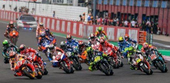 MotoGP กำหนดเส้นตายส่งสเปกรถแข่ง 25 มีนาคมนี้