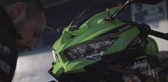 คำนวนแรงม้าสูงสุดของ Kawasaki Ninja ZX-25R คาดอยู่ราวๆ 55 แรงม้า!!!