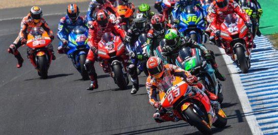 Carmelo Ezpeleta ซีอีโอของ Dorna Sport ลั่นยังคงเดินหน้า MotoGP2020 ต่อไป