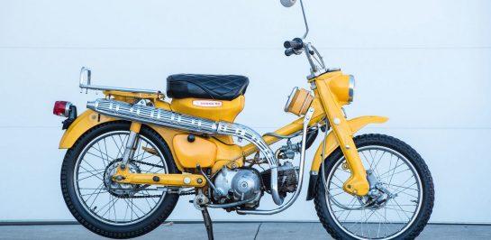รู้หรือไม่ Honda CT เคยติดตั้งระบบเกียร์ถึง 8 สปีด