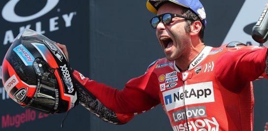 MotoGP News : สัญญาฉบับใหม่ของ Danilo Pectrucci ขึ้นอยู่กับผลงานในสนาม