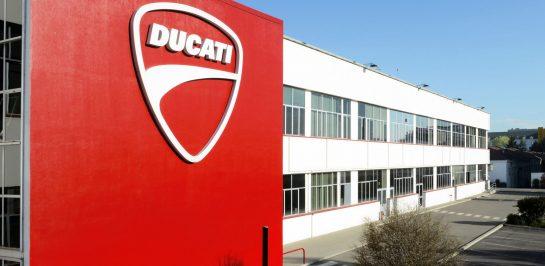 Ducati ประกาศปิดโรงงานผลิตต่อ หวั่นการระบาดของ Covid-19