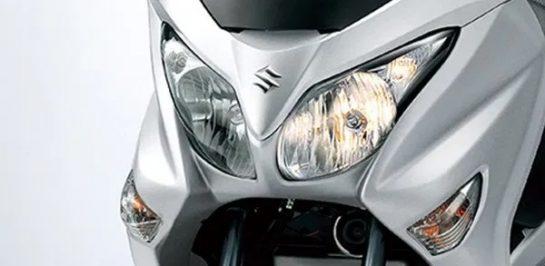Suzuki Japan เปิดตัวเวอร์ชั่นล่าสุดของ Suzuki Burgman 200 อย่างเป็นทางการ
