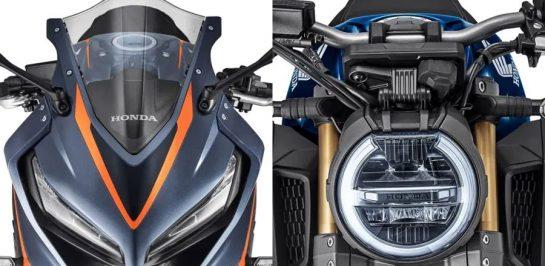 ลุ้นเตรียมเปิดตัว Honda CBR650R, CB650R 2020 อัพเดทสีสันใหม่ในไทยปลายปีนี้?!!