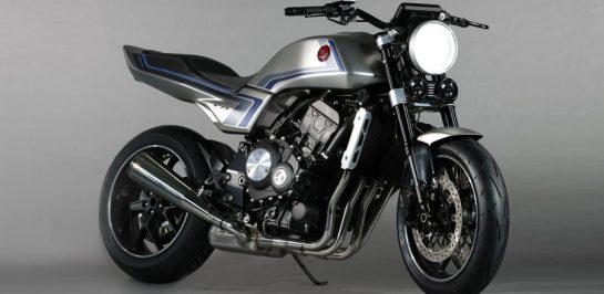 Honda เอาจริง! เดินหน้าผลิต New CB1000F เตรียมเปิดตัวปลายปี 2020 นี้ ลุ้นประกอบไทยราคาไม่แรง!