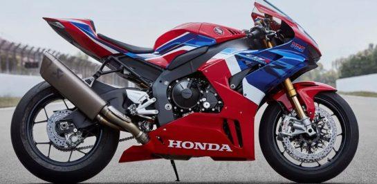 All New Honda CBR600RR-R โฉม CBR1000RR-R เตรียมท้าชนคู่แข่งในปี 2021 ข้างหน้านี้!!!